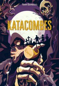Couverture d'ouvrage: Katacombes